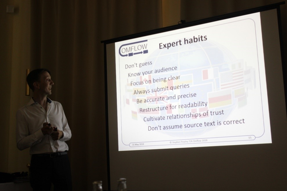Stephen Powley - expert habits